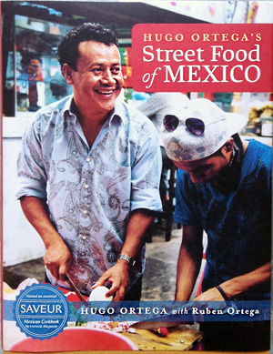 Street food of Mexico