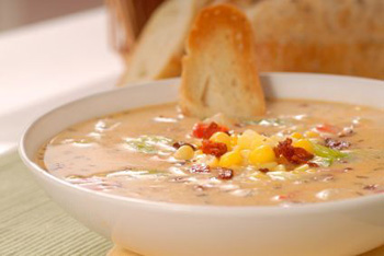 dijon vegetable chowder